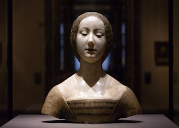 Bust of a Lady by Francesco Laurana