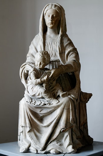 Madonna and Child by Francesco Laurana