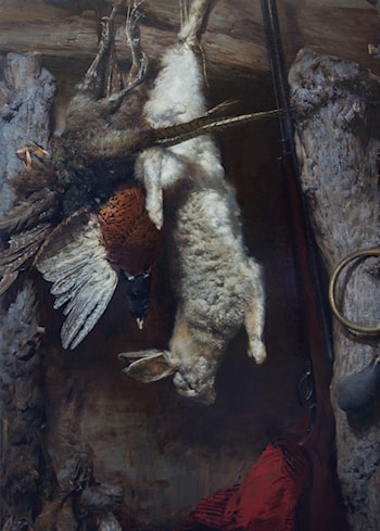 After Hunting - detail by Gilberto Geraldo