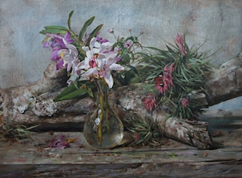 Brazilian Orchids by Gilberto Geraldo