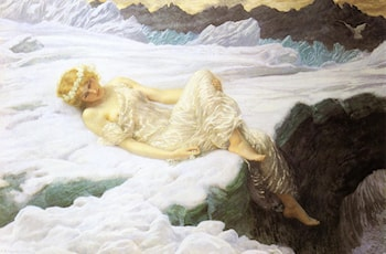 Heart of Snow by Edward Hughes