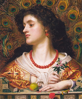 Vivien by Anthony Frederick Sandys