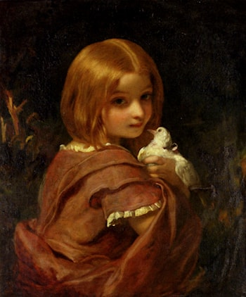 Innocence by James Sant