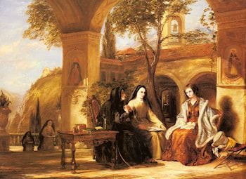 The World of the Cloister by William Collins