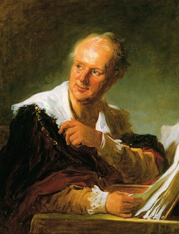 Portrait of a Man by Jean-Honore Fragonard