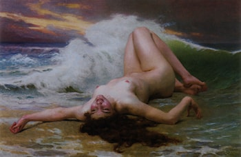 The Wave by Guillaume Seignac