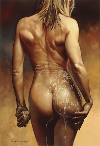 Soap by Boris Vallejo