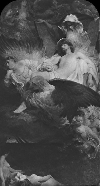 An Allegory by Solomon Joseph Solomon