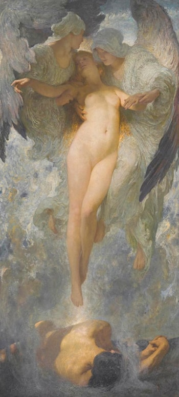 Eve by Solomon Joseph Solomon