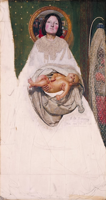 'Take your Son, Sir' by Ford Madox Brown