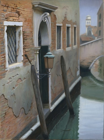 Alone With Venice by Olga Rybakova