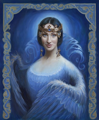 The Sirin Bird by Olga Rybakova
