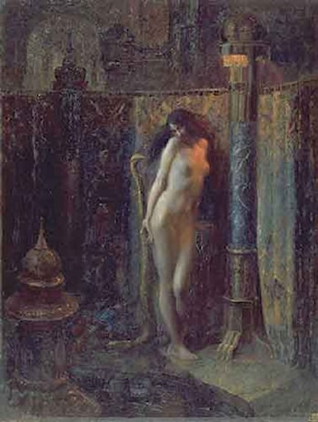 Salammbô by Gaston Bussiere