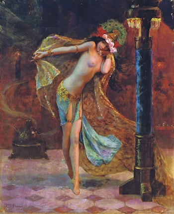 Dance of the Veils by Gaston Bussiere
