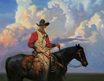 A Texan by Xiang Zhang