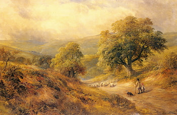Cross­O­Th­Hands, Derbyshire by George Turner
