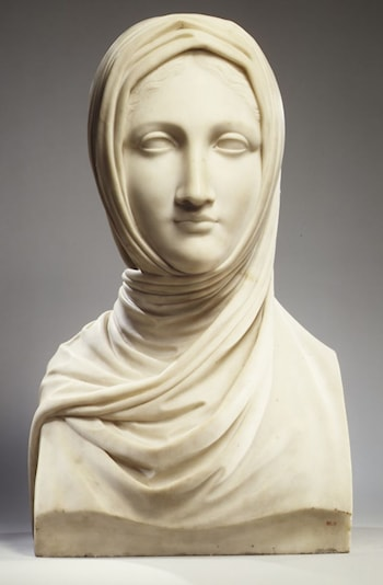 The Vestal by Antonio Canova