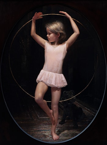 Little Dancer by Terje Adler Mørk