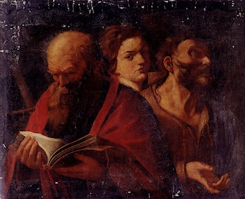 Three Ages Of Man by Andrea Sacchi