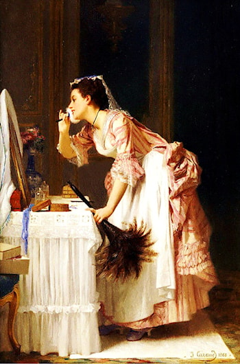 The Chamber Maid by Joseph Caraud