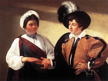The Fortune Teller by Caravaggio