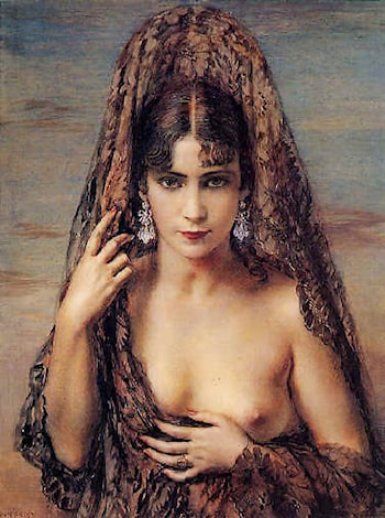 Idolo Eterno by George Owen Wynne Apperley