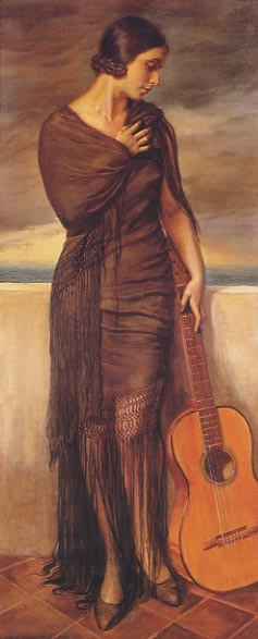 Canción Malagueña by George Owen Wynne Apperley