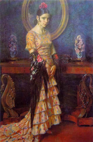 Musa Andaluza by George Owen Wynne Apperley