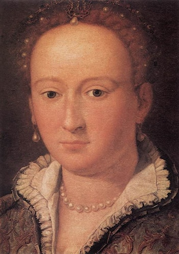 Portrait of a Woman by Alessandro Allori