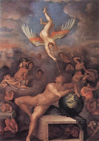Allegory of Human Life by Alessandro Allori