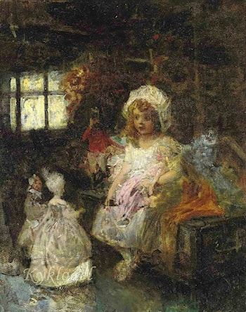 Playtime Friends by Eduard Veith