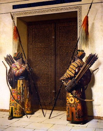 The Doors of Timur by Vasily Vereshcagin