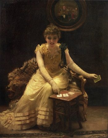 The Ace of Hearts by Thomas Benjamin Kennington