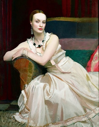 Cynthia by George Spencer Watson