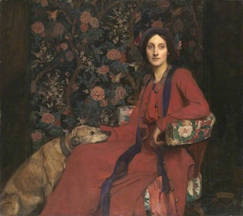 Hilda and Maggie by George Spencer Watson