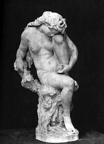 Eve Tempted by Jean-Baptiste Carpeaux
