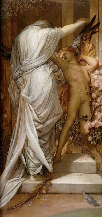 Love and Death by George Frederic Watts