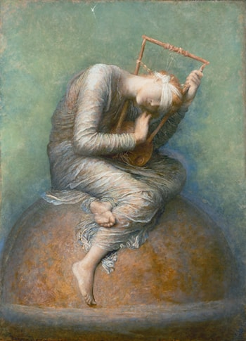Hope by George Frederic Watts