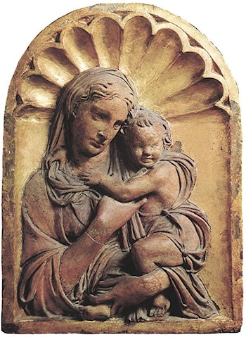 Madonna and Child by Michelozzo Di Bartolomeo