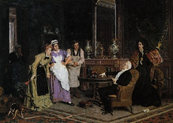 The Reprimand by Evert Jan Boks