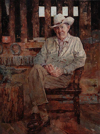 Old Timer by Jeffrey Watts
