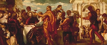 The Marriage at Cana by Paolo Veronese