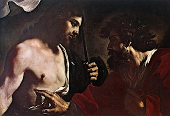 Doubting Thomas by Guercino