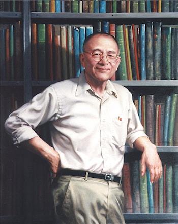 Dr. Nelson Kiang by Richard  Whitney