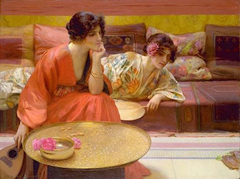 Idle Hours by Henry Siddons Mowbray