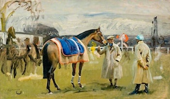 'Anarchist' by Sir Alfred James Munnings