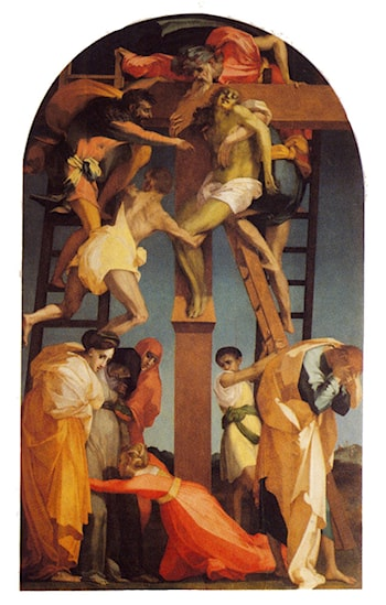 Deposition by Rosso Fiorentino