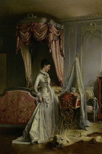 The Heir by Adolphe Weisz