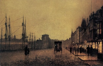 Gourock Glasgow by Richard Thomas Moynan