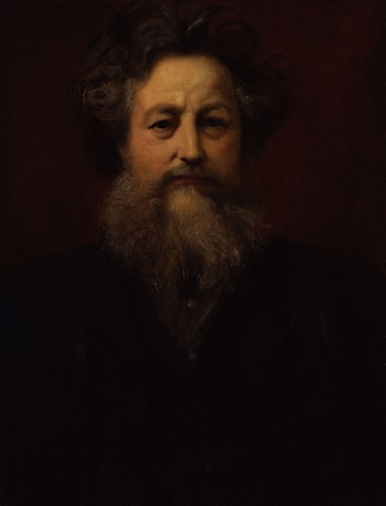 William Morris by William Morris